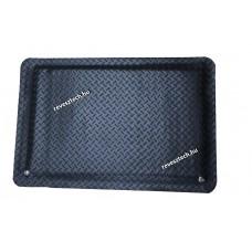 ESD Álláskönnyítő szőnyeg 600x900mm, fekete