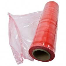 ESD Rózsaszín (Disszipatív) Stretch fólia - 0,5x200m, 23µm