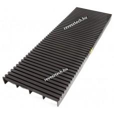 ESD PCB Rack, PCB tartó, Lapos alakú, Fekete, 410x145x22mm