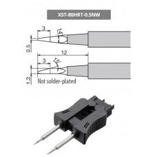 XST-80HRT-0,5NW Pákahegypár (XST-80G Csipeszpáka markolathoz)