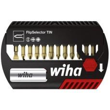 Wiha bit készlet FlipSelector Torsion, Tin, 12db-os (7947-065)