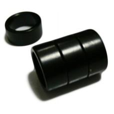 RVS Mágnesgyűrű HEX6-os bitekhez, epoxy bevonatú - N35 (HIOS, butterfly, Sudong, stb.)