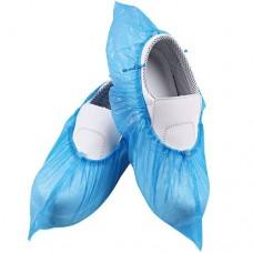 Kék eldobható cipővédő - ECO-C adagolóhoz - 10 mikron (100db/csomag)
