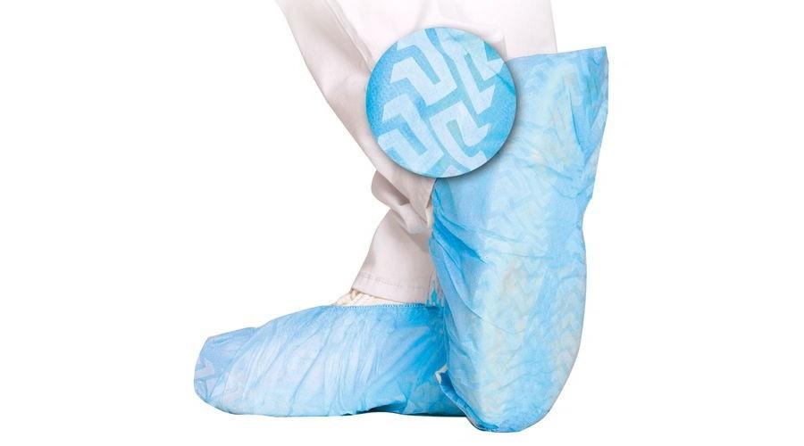 Kék eldobható cipővédő - C-S, C-C és CLA adagolóhoz - CPEGY-B (100db/cs)