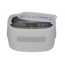 Ultrahangos tisztító 2,5literes, 170W - Fűtéssel (Érintőgombos) - Utolsó darab!